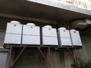 长海中心7楼 空调保养报告
