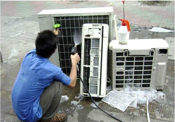 中央控制空调室外机不工作主要原因