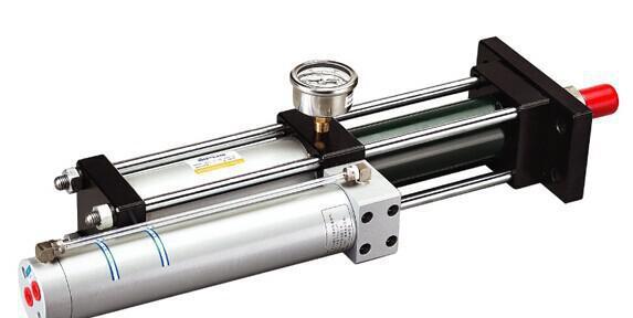 增压缸在非标自动化设备中的应用