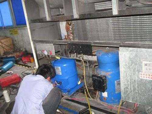 中央传统空调器系统制冷,为什么不制热